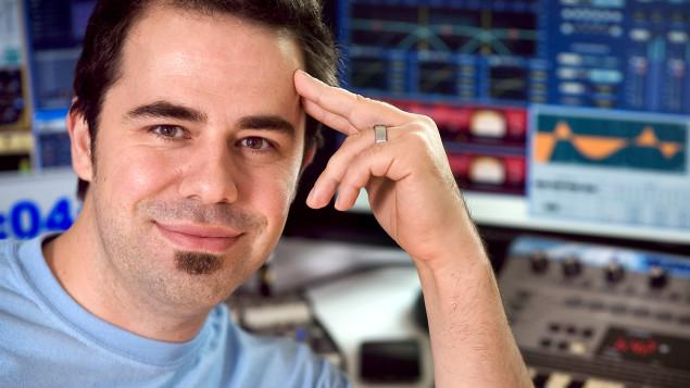 Hugo Chouinard : le designer musical des plus grands patineurs artistiques